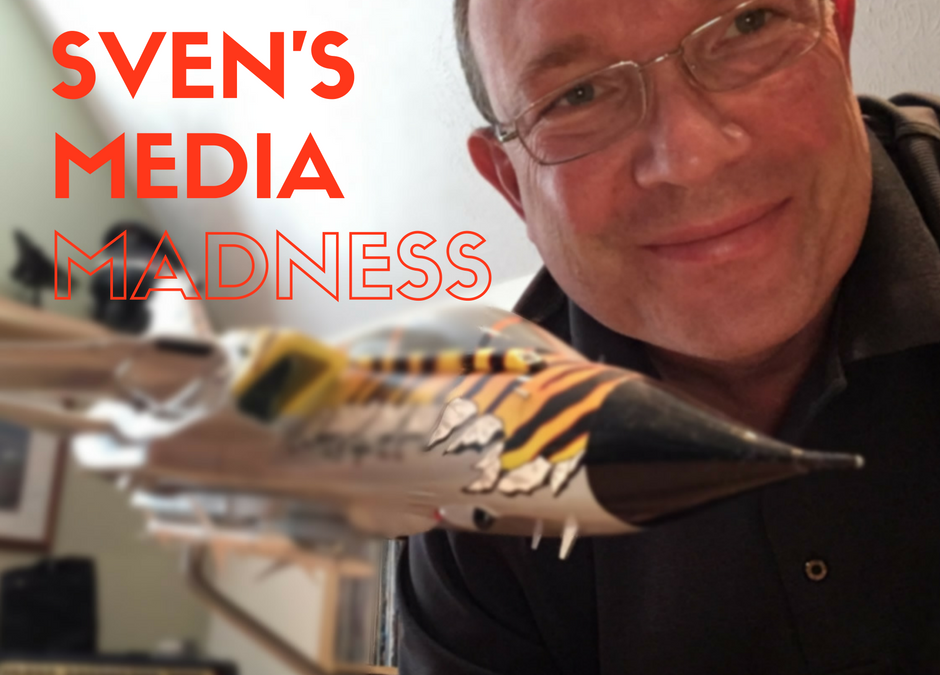 Sven's Media Madness Episode 1 | Social Media Webinar | How to post on Facebook