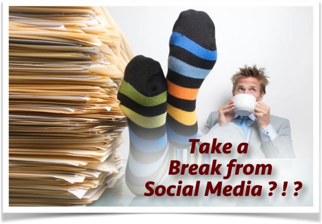 I will take a Social Media Vacation – Should I?