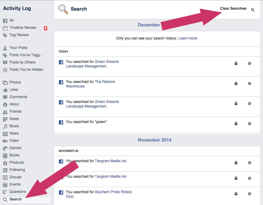 How to remove all old posts from your Facebook Timeline