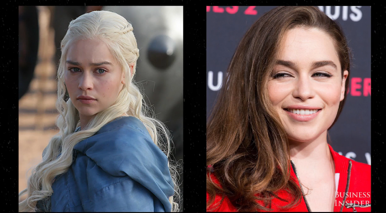 This is how Game of Thrones Stars look in real life | Game of Thrones Stars