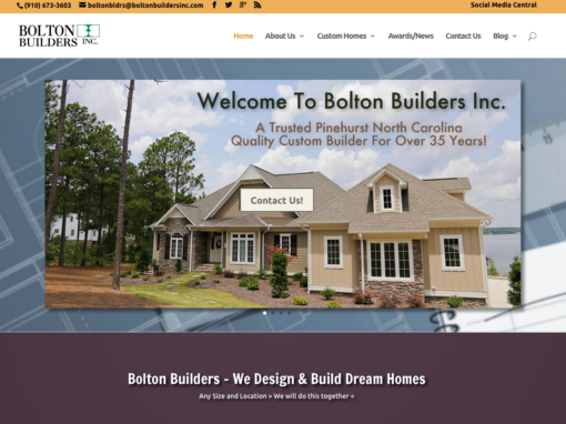 Bolton Builders Inc.
