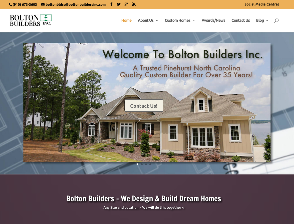 Bolton Builders Inc.