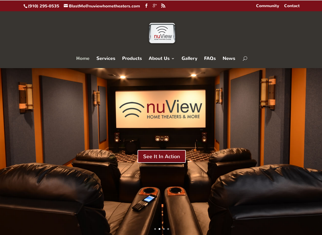 NuView Home Theater