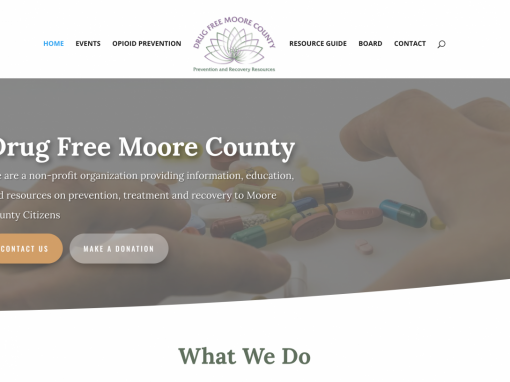 Drug Free Moore County