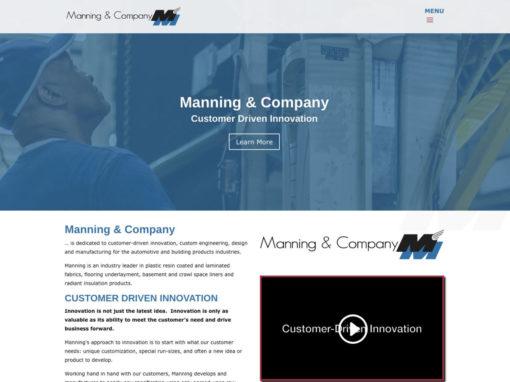 Manning & Company