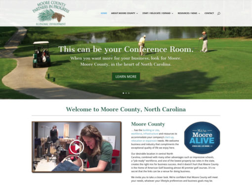 Moore County – Partners in Progress