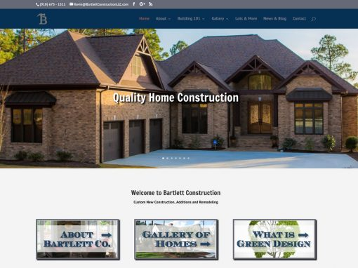 Bartlett Construction, LLC