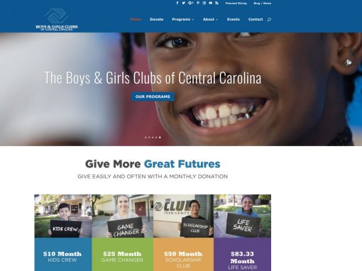 Boys and Girls Clubs of Central Carolina