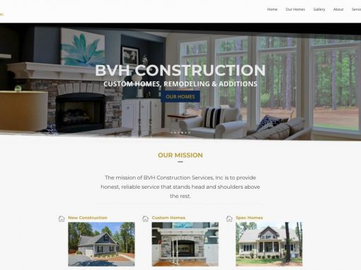 BVH Construction Services, Inc