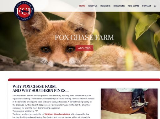 Fox Chase Farm