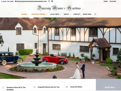 Duncraig Manor & Gardens